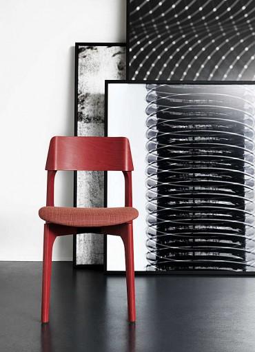 Hidden multifunctionele houten stoel